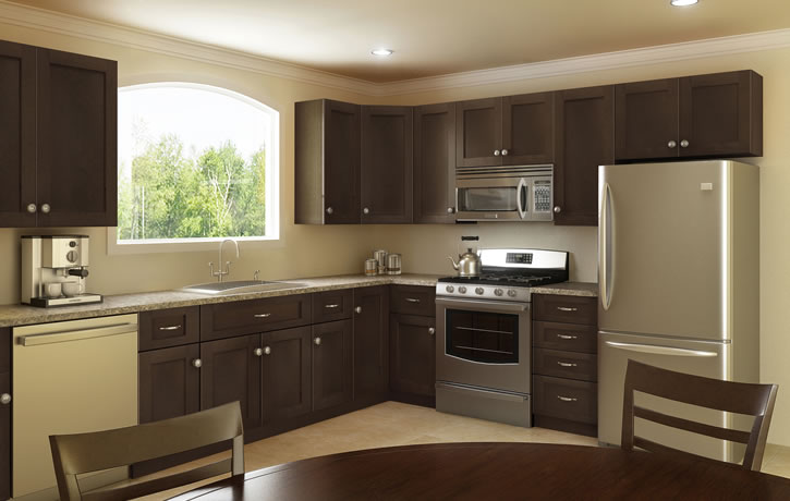Kitchen Cabinets: Right Choice Cabinets